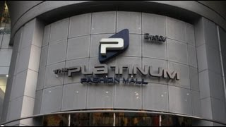 2013 Platinum Fashion Mall Clothing Wholesale Bangkok Thailand HD