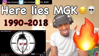 Video The Funeral was Nice! | Eminem KILLSHOT (MGK diss) REACTION MP3, 3GP, MP4, WEBM, AVI, FLV Desember 2018