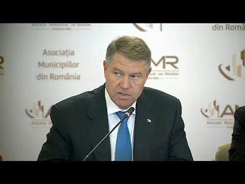 Rumänien: Präsident warnt,. Land nicht bereit für EU- ...