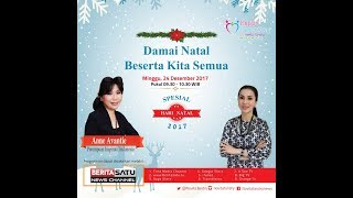 Tips Parenting Happy Parenting with Novita Tandry Episode 48 : Damai Natal Beserta Kita Semua
