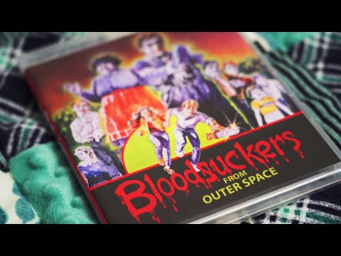 Bloodsuckers from Outer Space (1984) Vinegar Syndrome Blu-ray Review