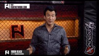 Robin Black's Keys to Victory - John Dodson vs. John Lineker at UFC Fight Night Portland by Fight Network
