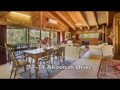 77 – 79 Akoonah Drive, Beechmont, Qld 4211