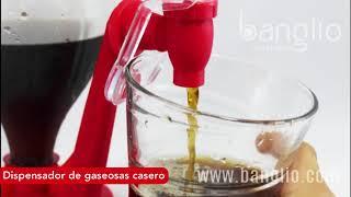 DISPENSADOR DE GASEOSAS CASERO - Banglio