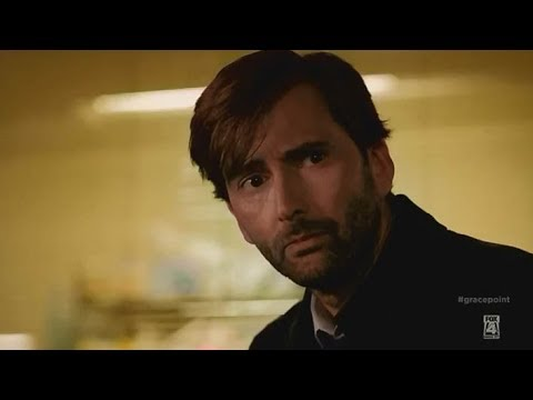 David Tennant as Emmett Carver in Gracepoint Ep 8 - Highlights (8/10)