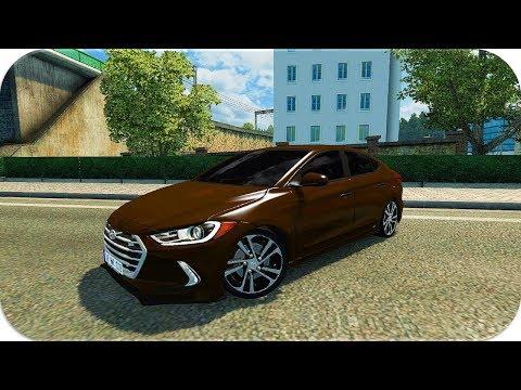 Hyundai Elantra 2017 v1.0