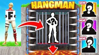 HANGMAN GUESS The SKIN (Fortnite)