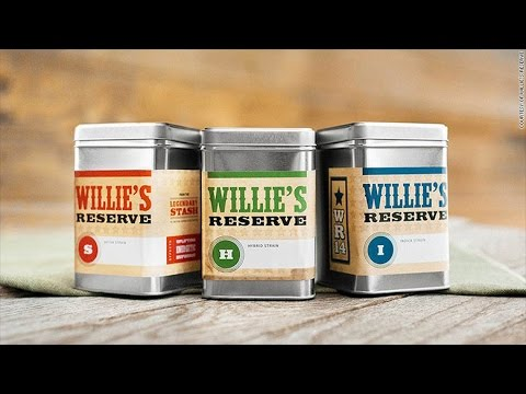 The Whizzinator Touch, Willie's Reserve & Blum Dispensary