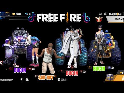 Tik Tok Free Fire ( Tik tok ff ) Bucin,Pro Shotgun 2,Lucu,Menghibur, Booyah,Viral,Terbaru Bulan Juni