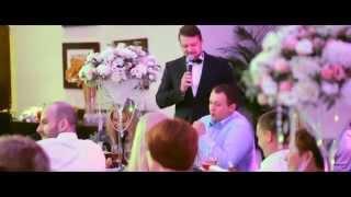 """Свадебный ужин в Крокус Сити Молл, ресторан """"Fusion"""""""