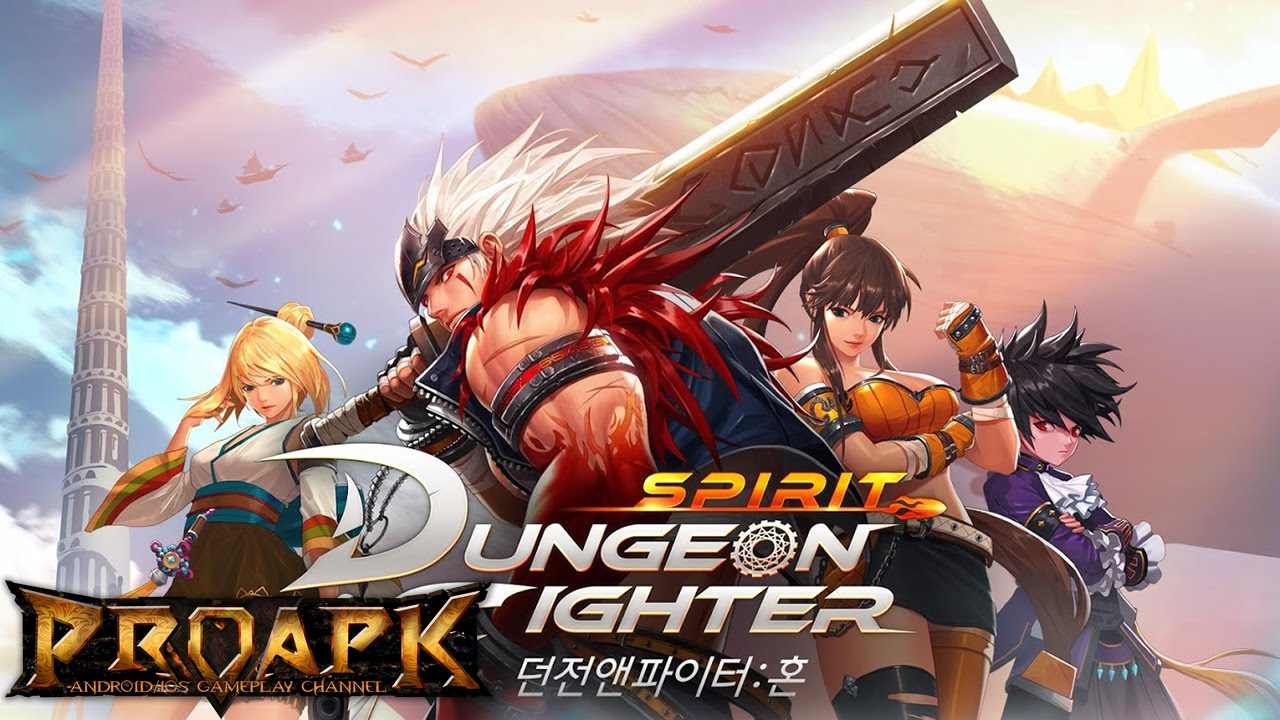 Dungeon Fighter: Spirit - 던전앤파이터:혼
