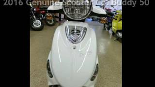 6. 2016 Genuine Scooter Co. Buddy 50 for sale in Downers Grove, IL