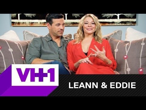 leann - Subscribe to VH1: http://on.vh1.com/subscribe LeAnn & Eddie Premieres Thursday, July 17th @ 10:30/9:30c! Shows + Pop Culture + Music + Celebrity. VH1: We com...