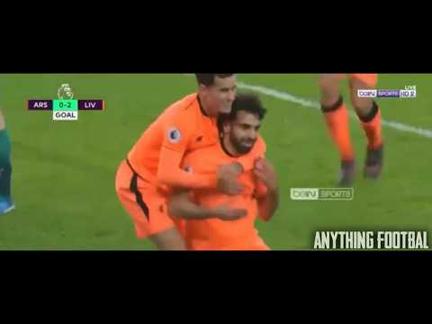 Arsenal vs Liverpool FC 3-3 All Goals & Highlights (EPL) 2017/18