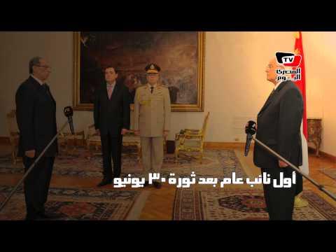 هشام بركات.. «خازندار ٣٠ يونيو»