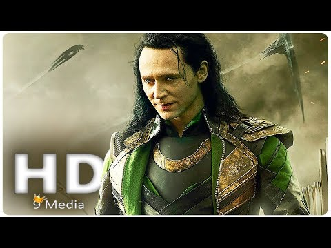 MARVEL's LOKI (2019) Tom Hiddleston, New Superhero Series HD