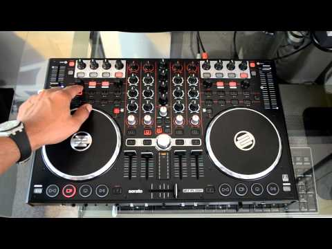 Reloop Terminal Mix 4 Digital MIDI DJ Controller In-Depth HD-Video Review (Mixware.net)
