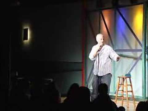 EDDIE GOSSLING-Cap City Comedy Club