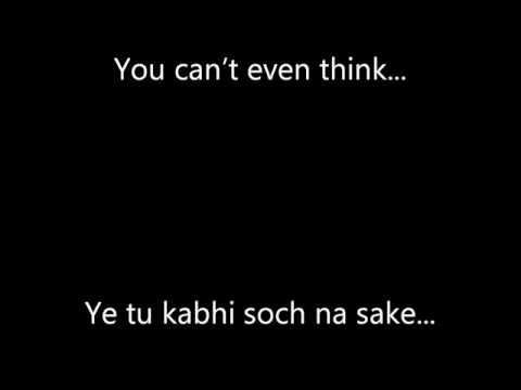 Soch Na Sake with English Subtitles - Lyrics - Movie Airlift - Singers Arijit Singh and Tulsi Kumar