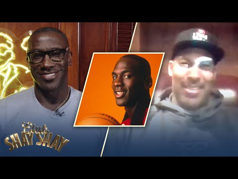 LaVar's All-Time Starting 5 Doesn't Include his Sons | EPISODE 10 | CLUB SHAY SHAY