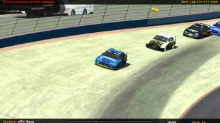 PORWC Reeses Rally Car Series- Race 5 (Dover Jump)