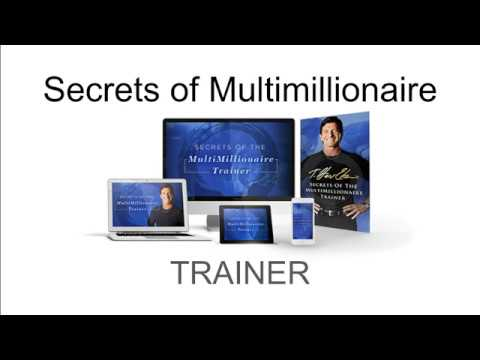 Video Secrets of MultiMillionaire Trainer Online Course for Entrepreneurs to Be a Highly Successful Mentor download in MP3, 3GP, MP4, WEBM, AVI, FLV January 2017