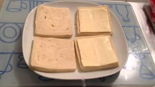 Faire Un Croque Monsieur - Sandwich Grillé