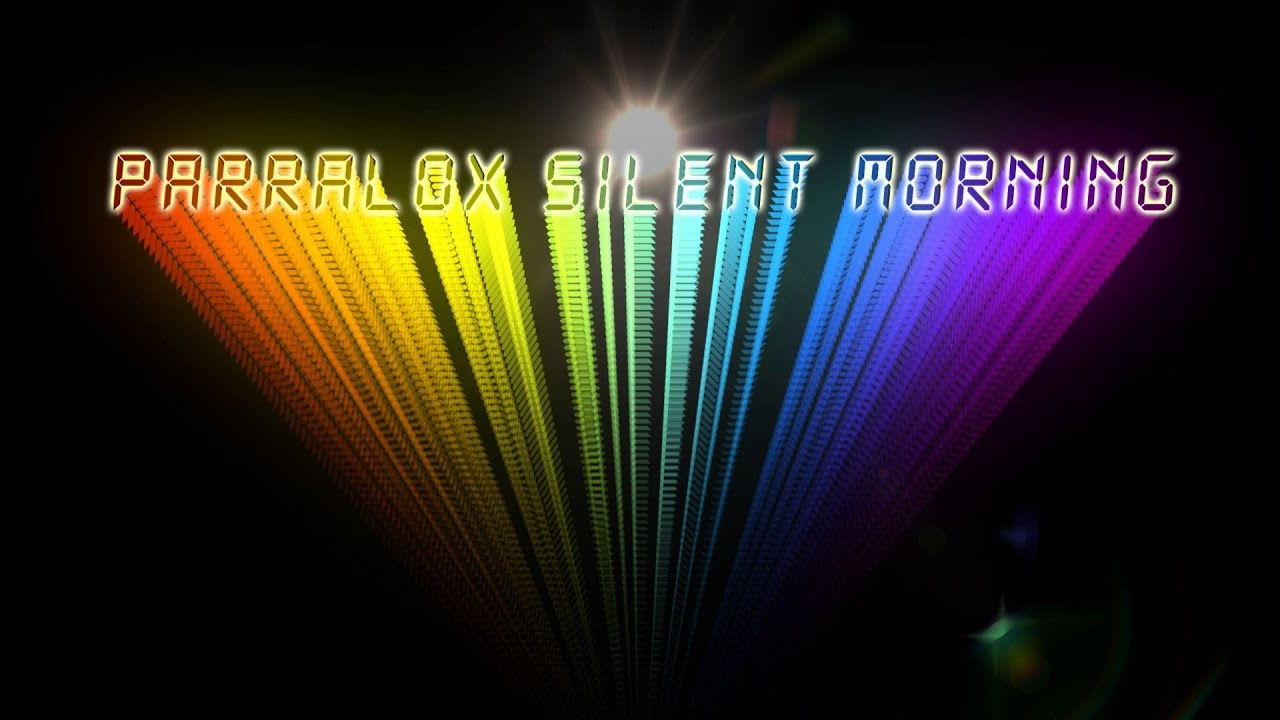 Parralox - Silent Morningfeat Ryan Adames (Lyric Video)