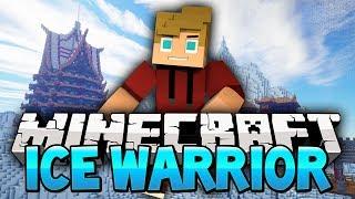 """Minecraft """"ICE WARRIOR"""" (Minecraft Hunger Games) w/ Lachlan, Mitch&Woofless"""