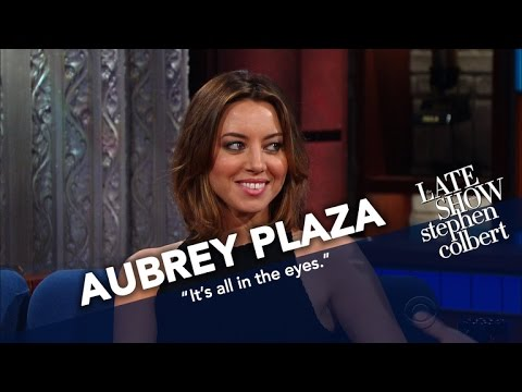 Aubrey Plaza Still Remembers The 4-H Pledge