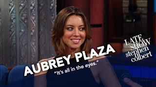 Download Video Aubrey Plaza Still Remembers The 4-H Pledge MP3 3GP MP4