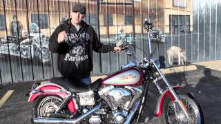 10. Pre-Owned 2005 Harley-Davidson Dyna Low Rider