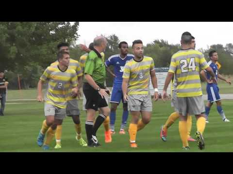 Video Highlights: Men's Soccer vs. Iowa Lakes (9/23/2015) W, 3-2