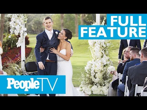 Groom Paralyzed Playing Football Walks Down The Aisle: Inside Chris Norton's Story (FULL) | PeopleTV