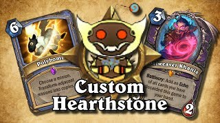 TOP CUSTOM CARDS OF THE WEEK #4 | Card Review | Hearthstone