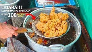 Download Video RASANYA GAK KALAH SAMA KFC!!! SEHARI 100 POTONG AYAM LUDES!!! MP3 3GP MP4