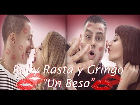 Letra Un Beso Baby Rasta & Gringo