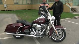 3. Harley-Davidson Road King Motorcycle Experience Road Test