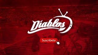 Tigres vs Diablos Rojos 2018.2  Juego 3.1