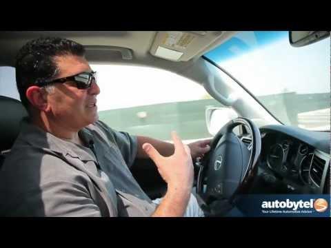 2013 Lexus LX 570 Test Drive & Luxury SUV Video Review