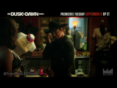 From Dusk Till Dawn - Season 3 Catch-Up: Freddie Gonzalez