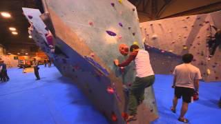 Purples V0-V1 by Depot Climbing Centres