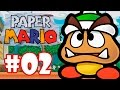 Paper Mario 2 A Marreta Do Vov