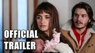 Twice Born Official Trailer (2012) Penelope Cruz, Emile Hirsch