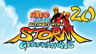 Naruto Shippuden Ultimate Ninja Storm Generations - Walkthrough Part 20 Sasuke Vs. Itachi