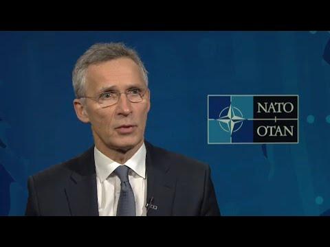 Γ. Στόλτενμπεργκ: «Η Ρωσία επεμβαίνει στο εσωτερικό των κρατών»…