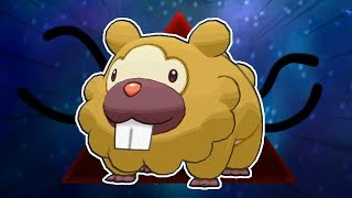 EXTREME SHINY DEOXYS and BIDOOF THE GOD. by aDrive
