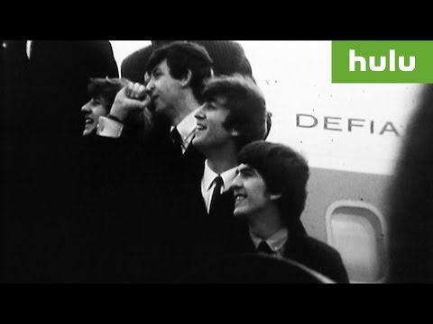 The Beatles Fresh Off The Plane: Eight Days A Week – The Touring Years • Hulu
