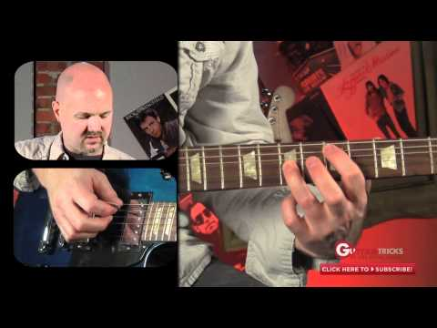 Using The Whole Fretboard – Guitar Solo Lesson – Easy Guitar Lesson – Guitar Tricks 120