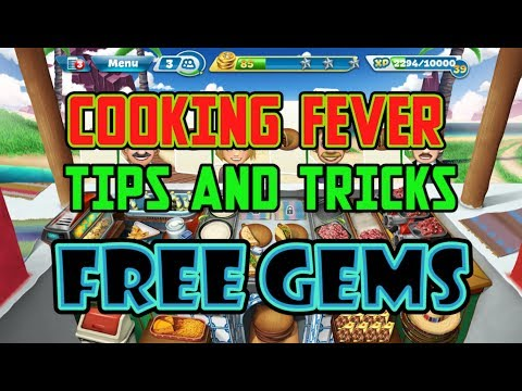 Cooking Fever Tips And Tricks | The BEST Way To Play